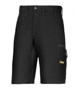 Snickers korte broek 6102 zwart