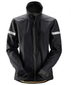 Snickers 1207 Allround Work Softshell Damesjack-0404