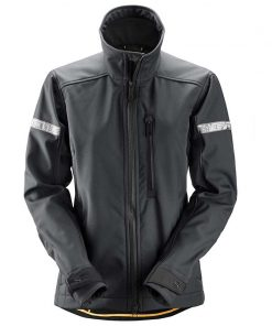 Snickers 1207 Allround Work Softshell Damesjack-5804