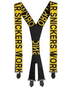 snickers 9064 geel zwart-0604