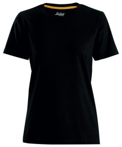 Snickers dames t-shirt 2517 black